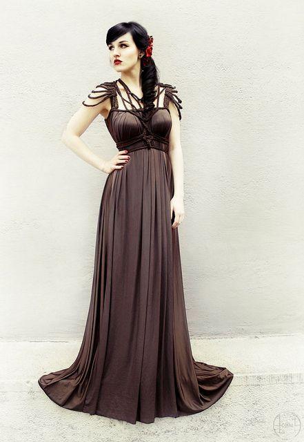 Daphne wedding dresses for plus size women
