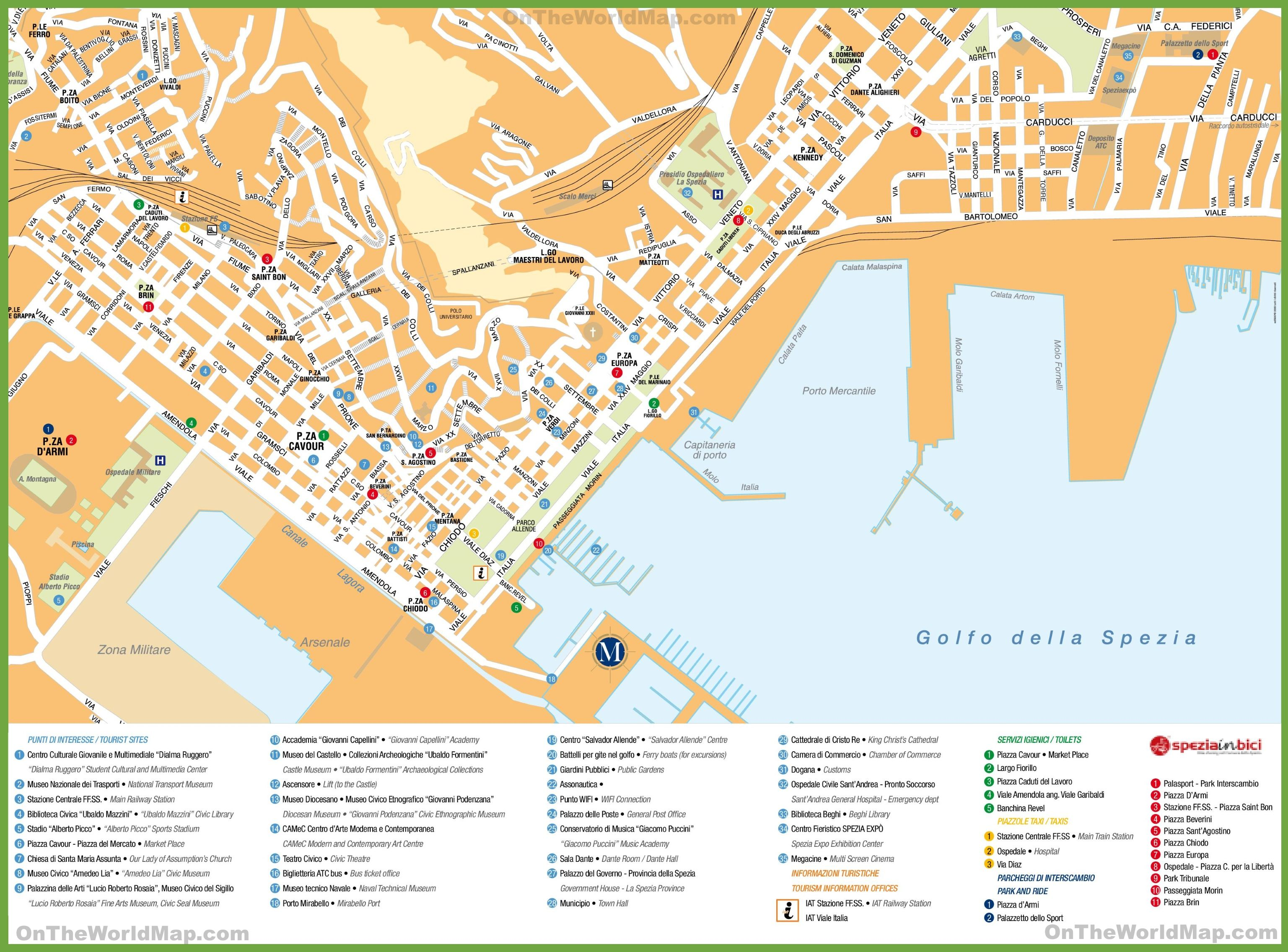 Lecce tourist map Lecce Pinterest Tourist map Southern italy