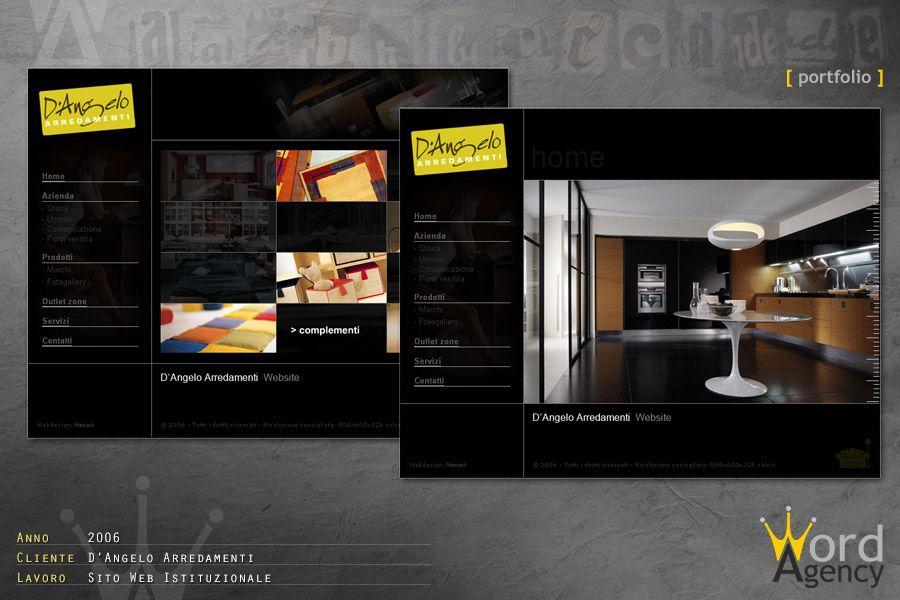 D Angelo Arredamenti – Idea d\'immagine di decorazione