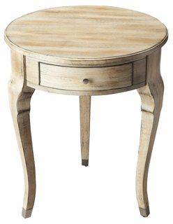 Madison End Table, Natural