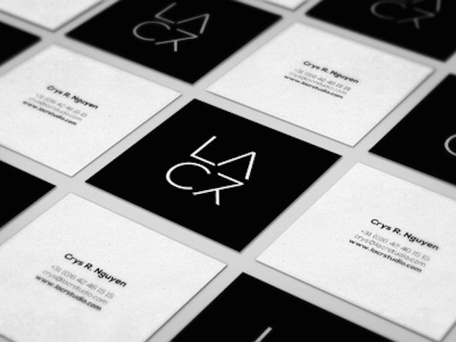 Square Business Card Examples Printingdeals Org Square Business Cards Business Card Design Simple Examples Of Business Cards
