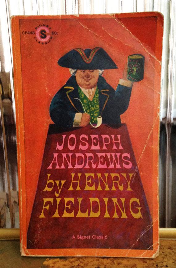 joseph andrews novel