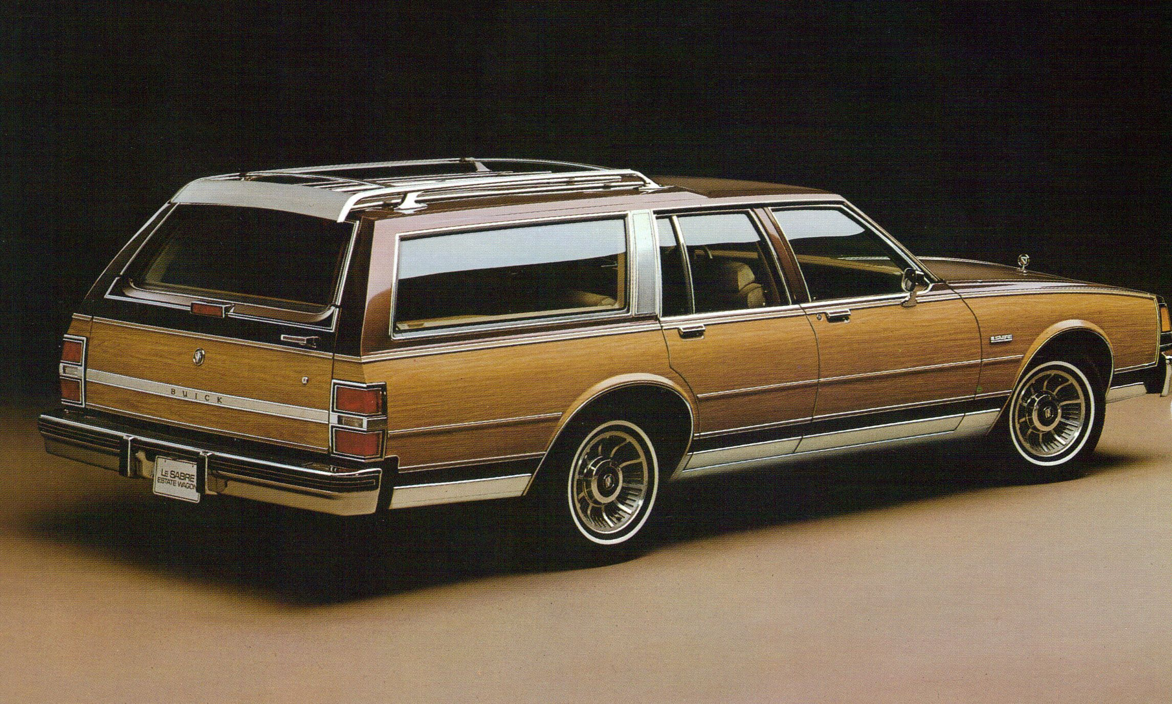 hight resolution of buick lesabre wagon 1988