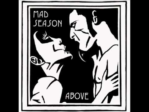 Mad Season ABOVE Layne Staley Poster Art Print Alice In Chains