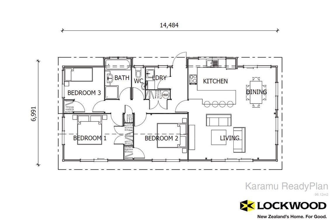 Karamu ReadyPlan - House Plans New Zealand | House Designs NZ ...
