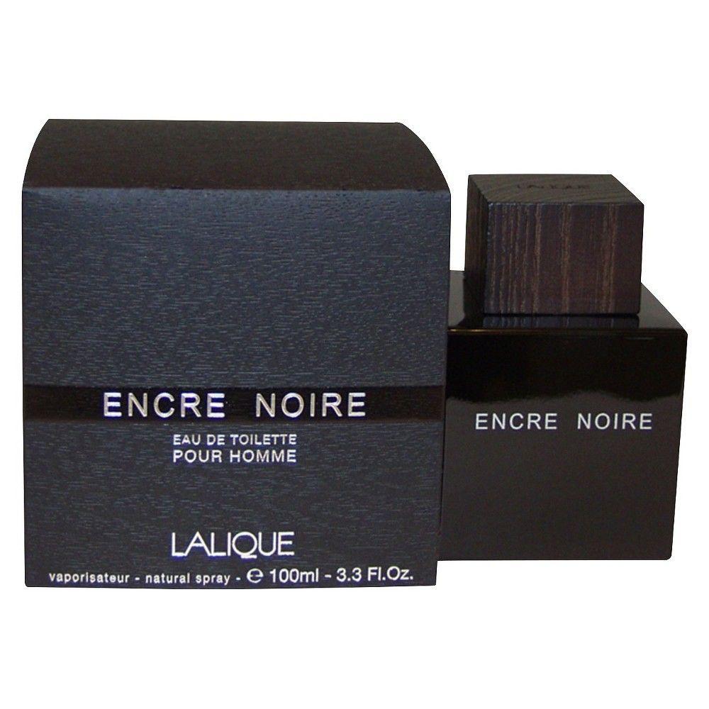Encre Noire Lalique by Lalique Eau de Toilette Men's Spray Cologne - 3.3 fl oz
