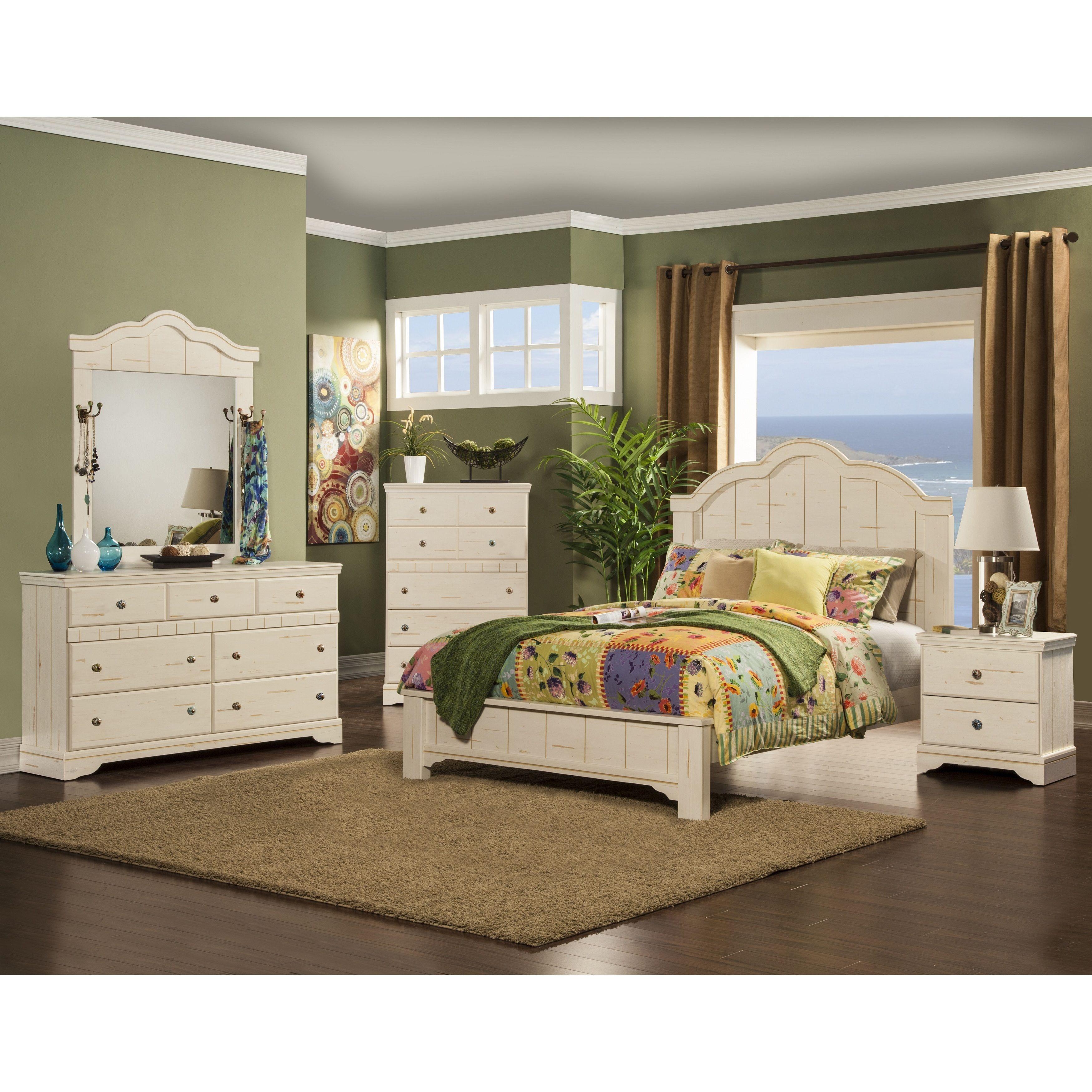 Sandberg furniture jardin bedroom set overstock shopping big