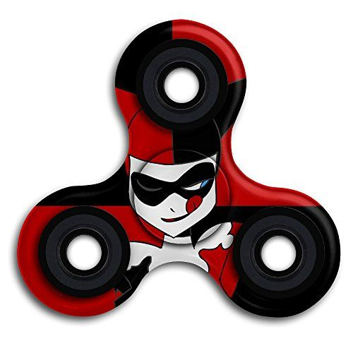 Cheap price ELEMA Harley Quinn Fid Spinner Finger Toy For Stress