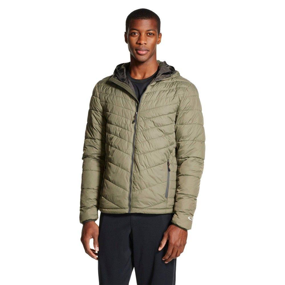 C9 Champion Men S Lightweight Puffer Jacket Camouflage Green M Size Small Waterproof Jacket Men Lightweight Rain Jacket Camouflage Green [ 1000 x 1000 Pixel ]