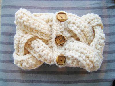 Alicia Cowl Crochet Pattern, Free Pattern   Capuchas y Bebe