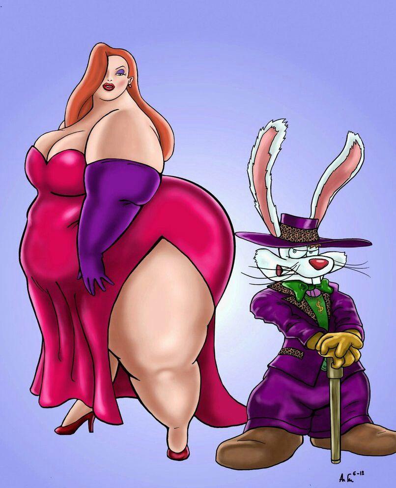 Jessica rabbit stripper