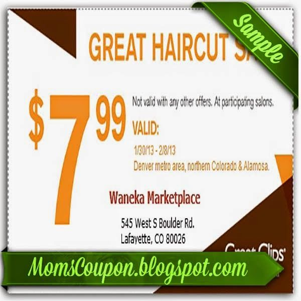 Great Clips 10 Off Coupon Code February 2015 Local