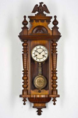 Antique Junghans Pendulum Wall Clock Circa1900 Clock Antique