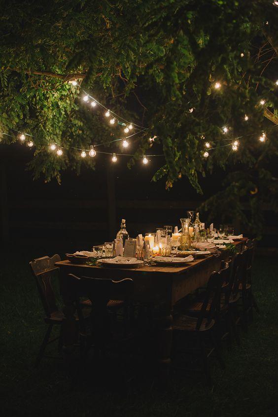 дачный обед или пикник как накрыть красивый стол на природе