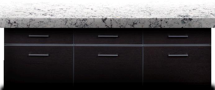 Endless Summer Cambria Style Cambria Countertops Dark Counters Quartz Countertops