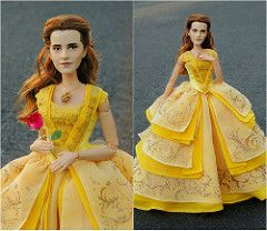Belle They Call Me Obsessed Tags 2017 Disney Store Doll Dolls