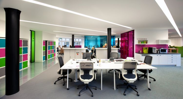 Innovative Office Design For Thoughtworks