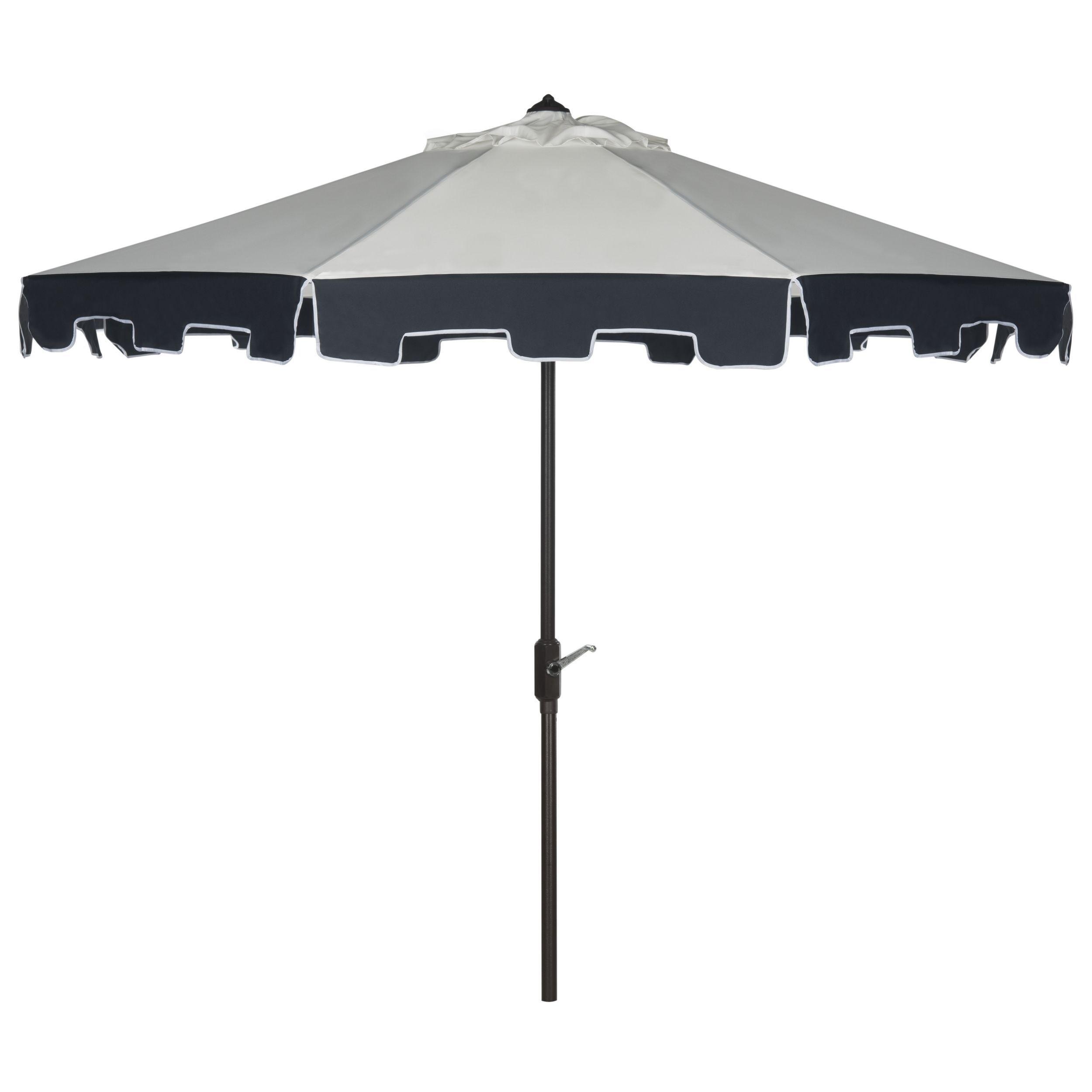 Safavieh City Fashion 9 Ft Umbrella