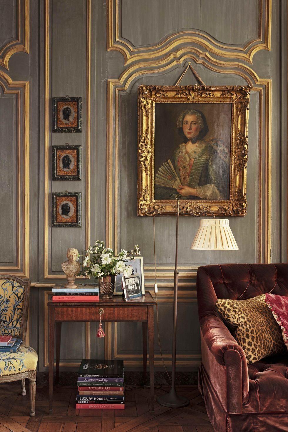 Epingle Par Nicole Brunner Sur L Art Est Partout En 2020 Decoration Salon Ancien Deco Maison Decoration Interieure
