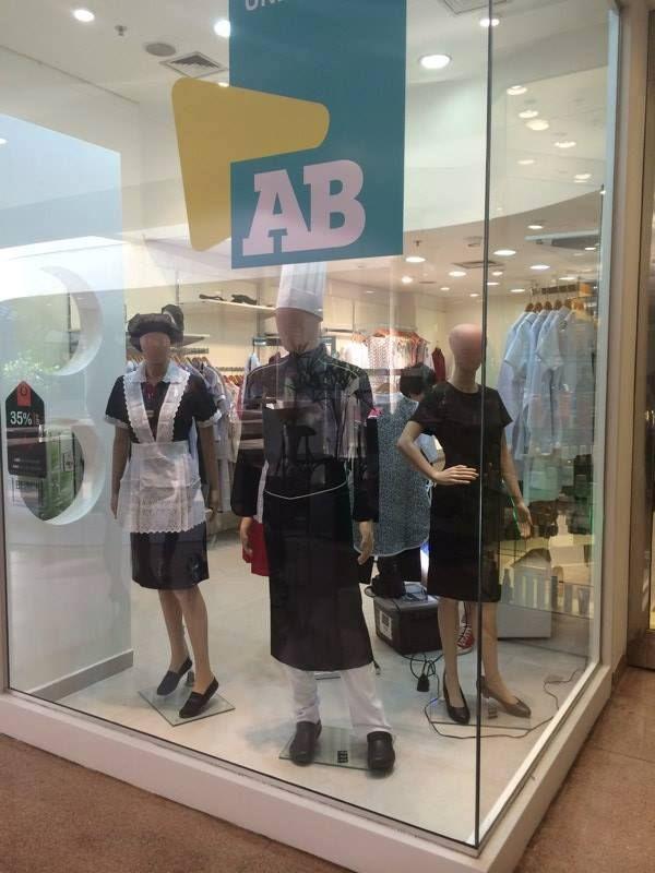 loja ab&c moda infantil