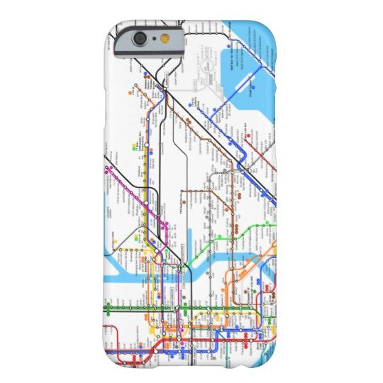 New York Subway iPhone 6 case