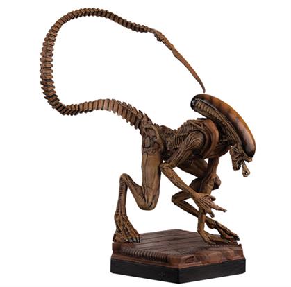 Aliens Xenomorph Warrior Figurine By Eaglemoss Alien Vs Predator Boxed NEW