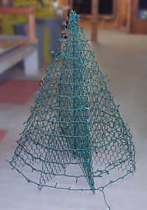 giveaway enter to win a five foot crab pot tree with led lightsmy step mom had some of these and they are awesome