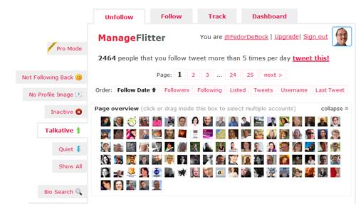 http://masterwebcoach.nl/category/twitter-tips - Geweldige tool die je helpt bij het onderhouden van je Twitter Account