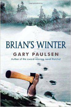 Novel Study Freebie For Brian S Winter Gary Paulsen Chapter Books Books For Boys