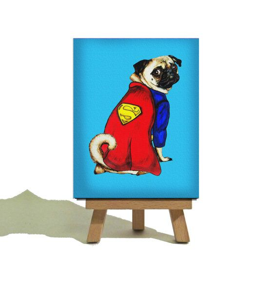 Super Hero by P Petrocy on Etsy