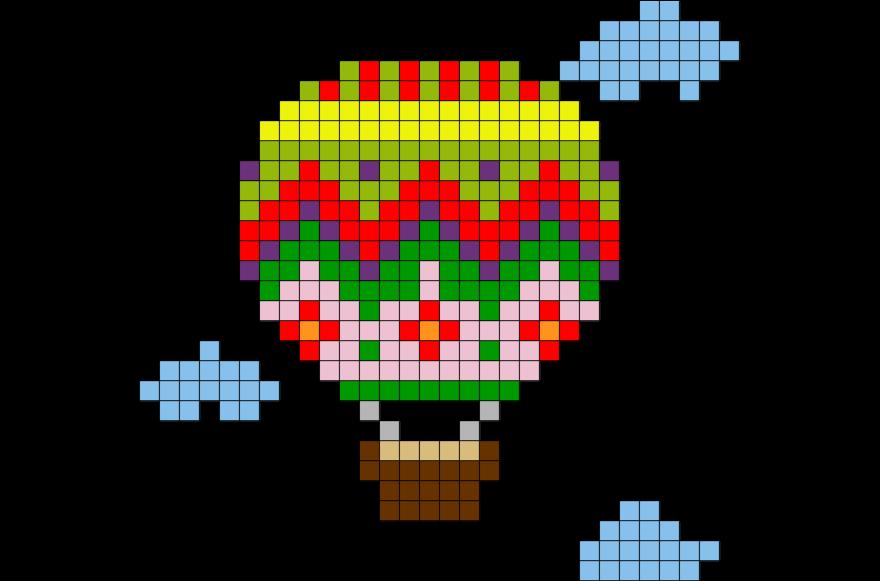 Hot Air Balloon Pixel Art Tiny Cross Stitch Simple Cross Stitch Cross Stitch Patterns