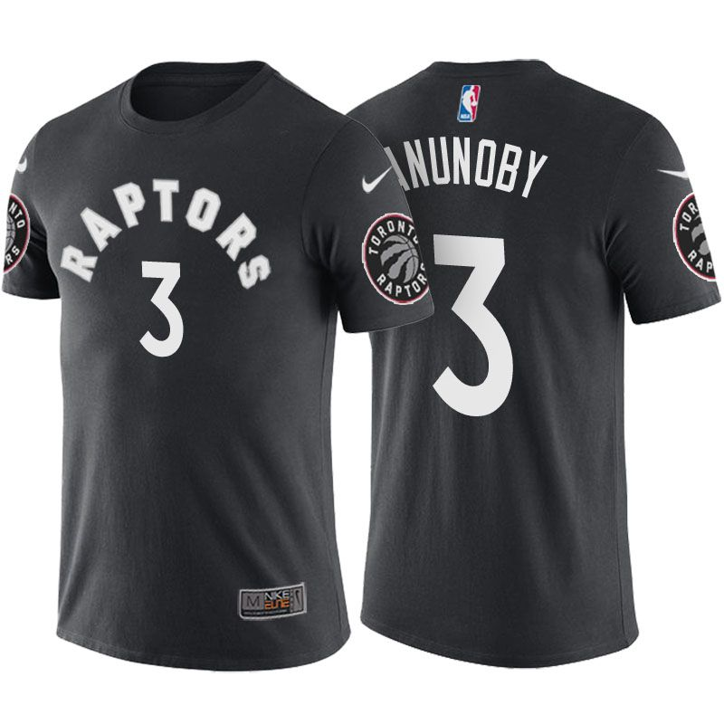 cheap nfl jerseys,nhl jerseys shop,wholesale mlb jerseys,nba jerseys sale  2017 NBA Draft Toronto Raptors OG Anunoby Black Name \u0026 Number T-Shirt NBA  Draft ...