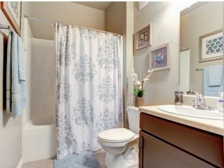 Bathrooms In Our Big Oaks Apartments In Lakeland Fl Apartment Lakeland Apartments For Rent