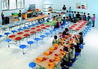 Comedores sin ruidos... | Comedores, Comedores escolares y ...