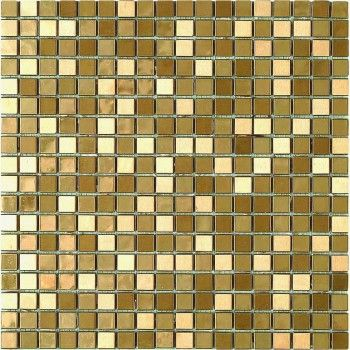 Metallic Gold tile