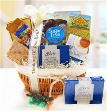 Sugar free thinking of you this sugar free gift basket is sugar free thinking of you this sugar free gift basket is perfect for someone negle Images