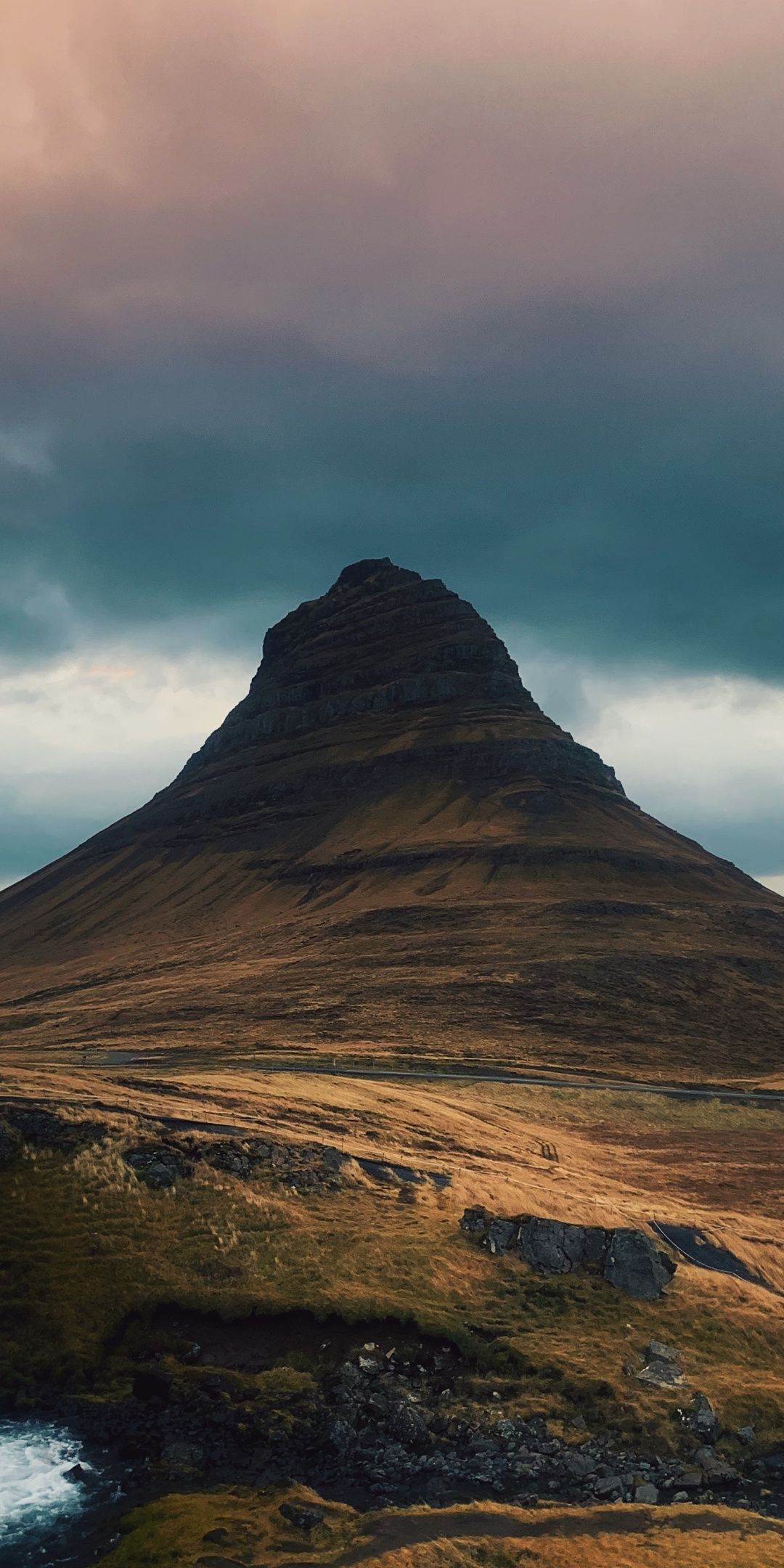 Iceland Mountain Peak Landscape 1080x2160 Wallpaper Iceland Wallpaper Iceland Landscape Iphone Wallpaper Iceland