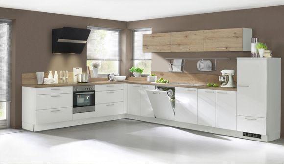 Die Einbauküche \ - Nolte Küchen Fronten Farben