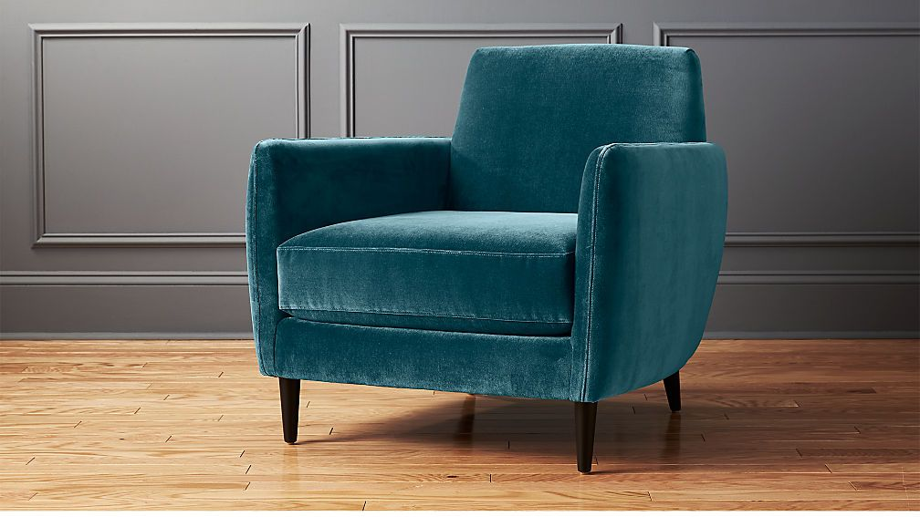 Best Parlour Light Blue Velvet Chair Reviews Blue Velvet 400 x 300