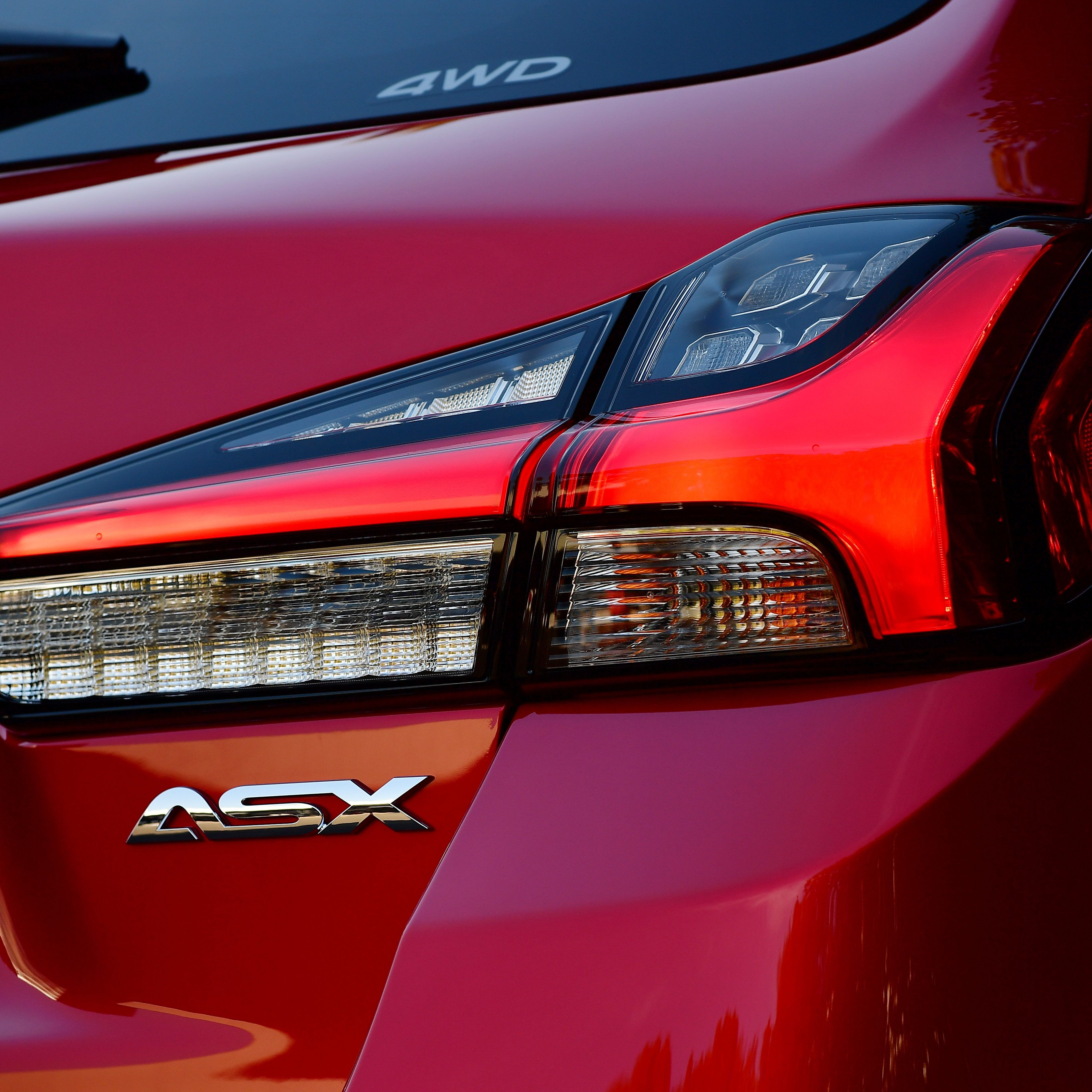 Mitsubishi Asx 4wd: The All-new #ASX Is Coming And It's Got Some Pretty Slick