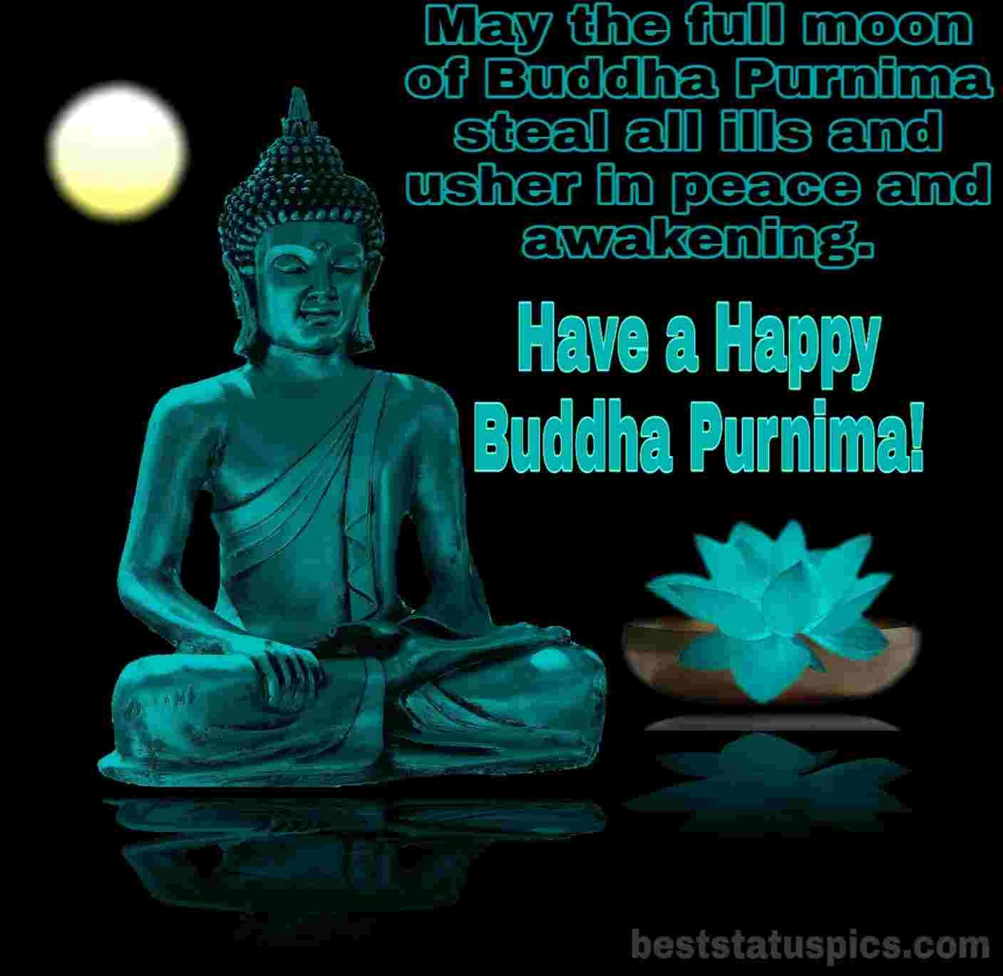 Pin on Happy Buddha Purnima 2020 Wishes, Quotes, Images
