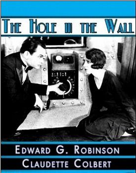 1929 - The Hole in the Wall Claudette Colbert