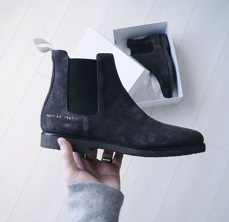 Common Projects   Chelsea Boot   Shoes   Chelsea boots, Boots, Shoes 91846c534e