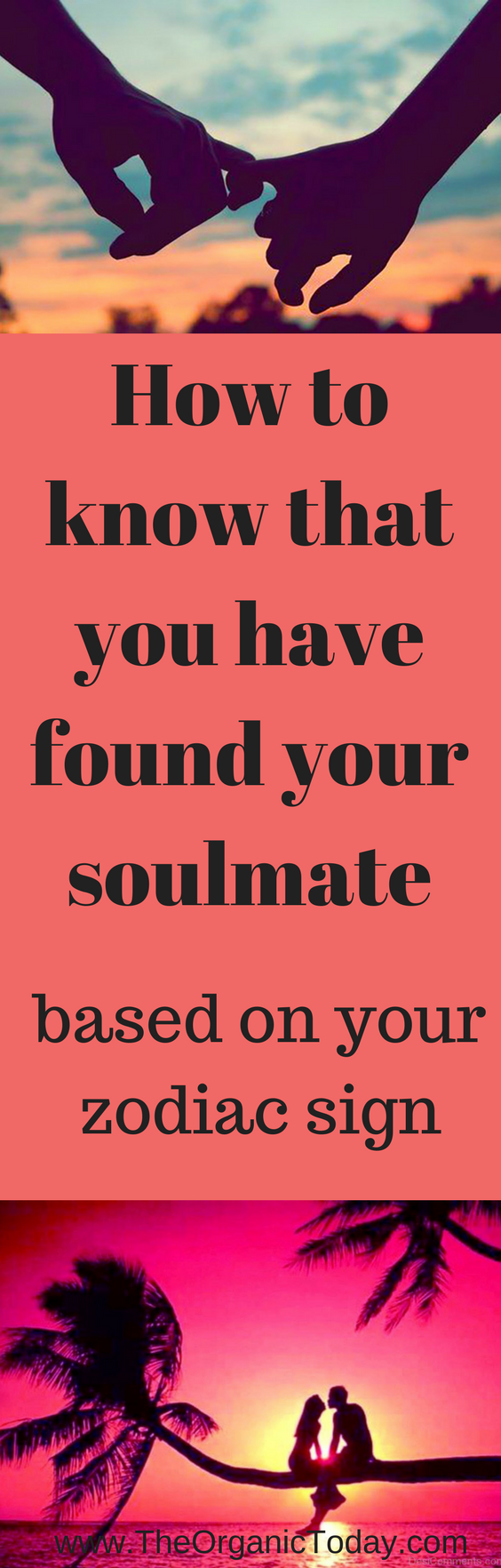 Knowing you found your soulmate