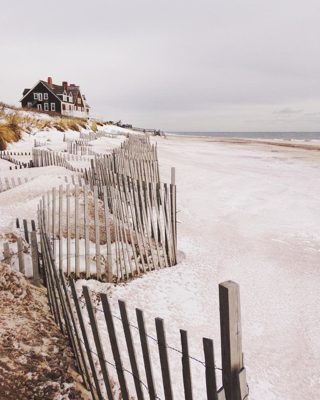 Beach, Beach Cottages, Hampton Beach