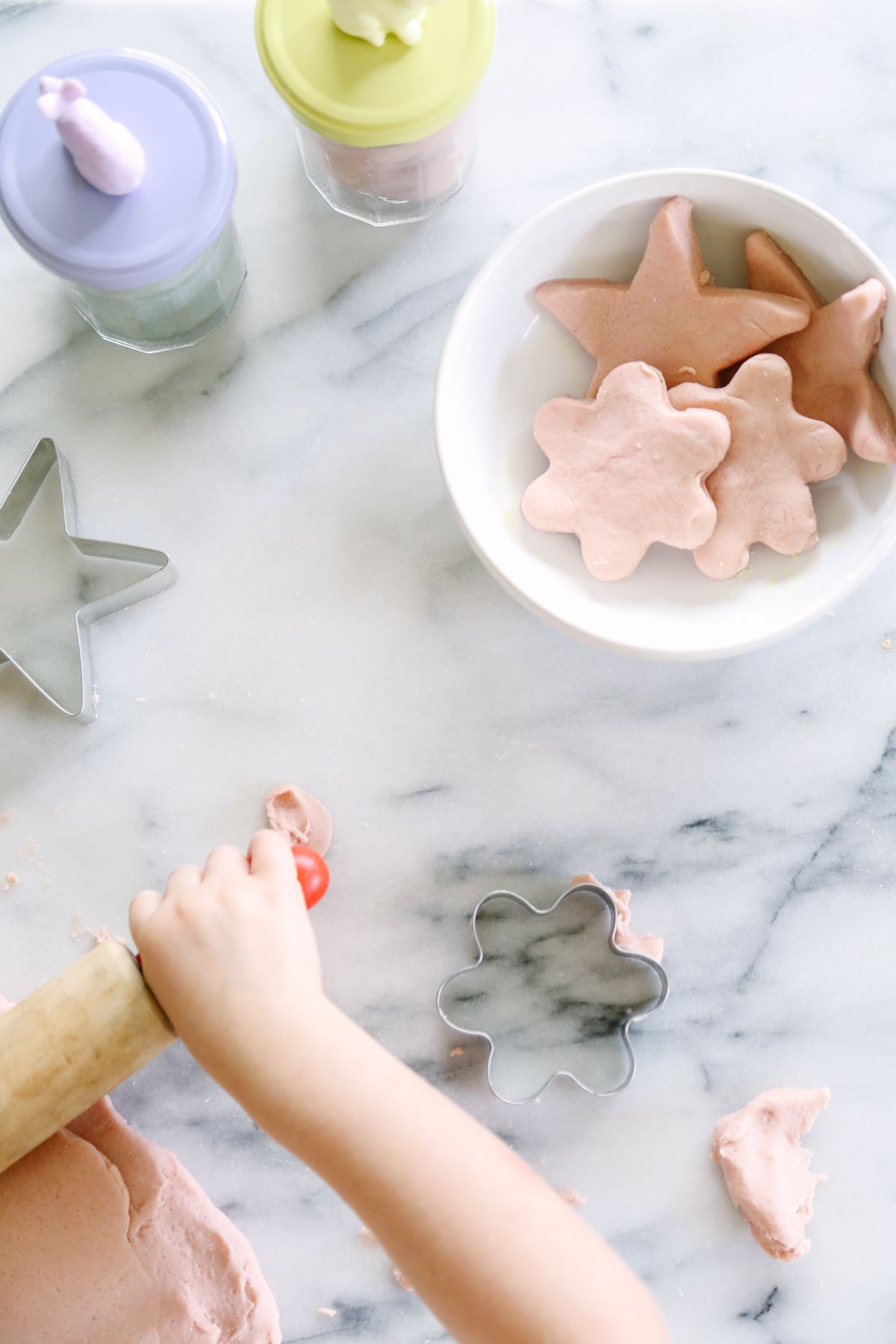 How to Make Natural Play Dough (Without Cream of Tartar