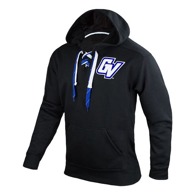 9cdd43105 A-Game GVSU 'Lakers' Laces Hoodie | Grand Valley State University ...