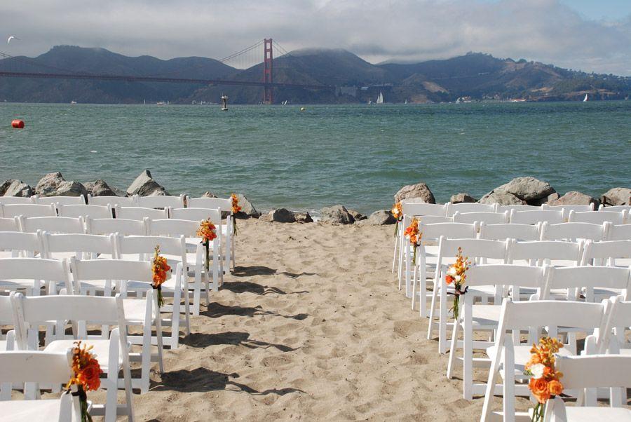 Crissy Field Ceremony East Beach