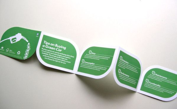 Attractive Brochure Designs For Inspiration