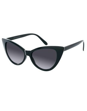 9070d44ae1 ASOS Cat Eye Sunglasses Perfect Cat Eye, Double Denim, Ray Ban Sunglasses  Outlet,